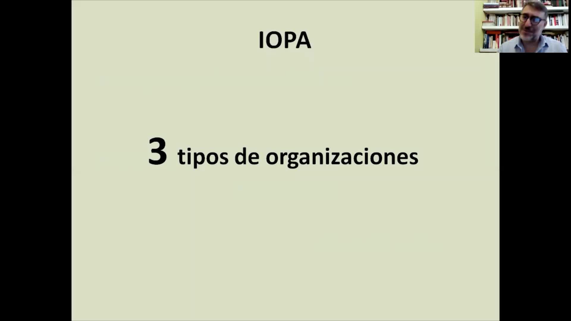 Iopa Clase de presentación-Parte II