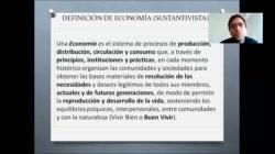 Economía Social y Solidaria - Parte I