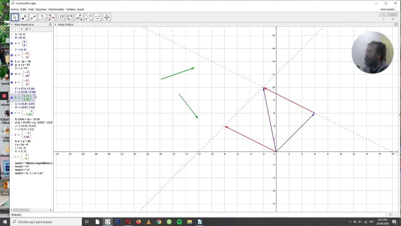 Episodio II El regreso del paralelogramo