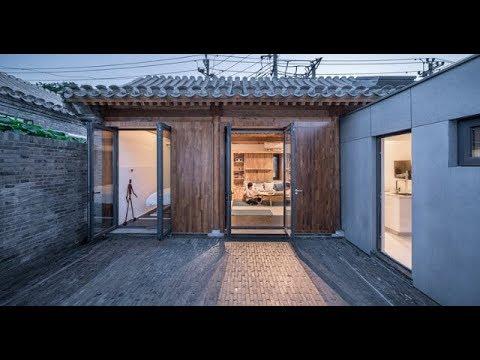 Baitasi House of the Future / dot Architects (4K)