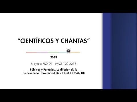 CIENTÍFICOS Y CHANTAS 2019 - Proyecto PICYDT - HYCS - 02/2018