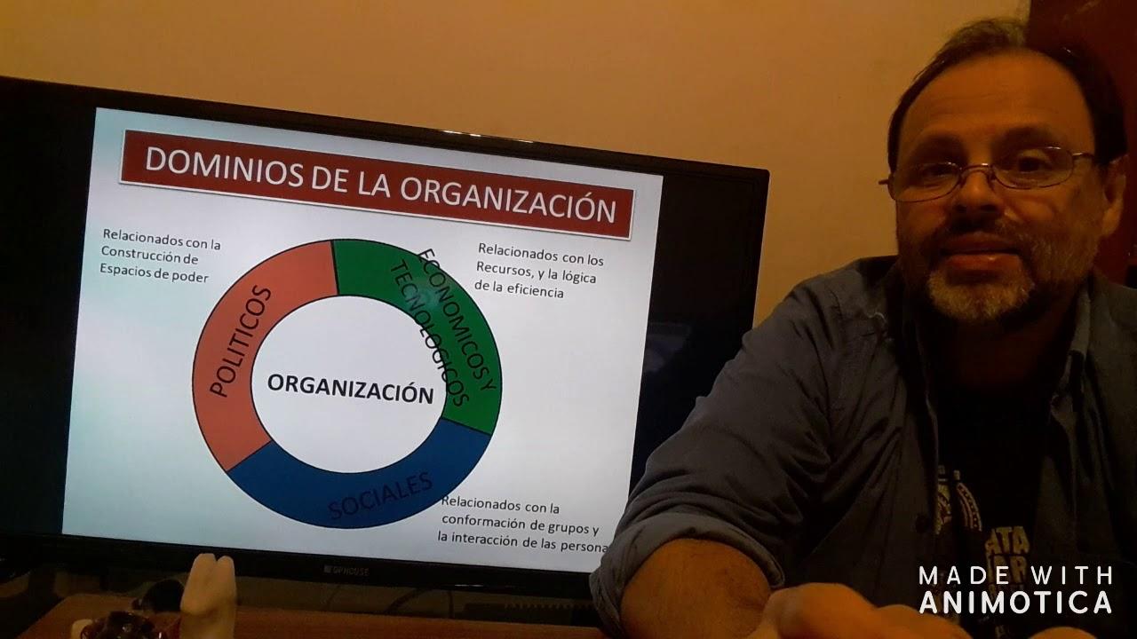 Adm Est  Semana 3 Dinamica organizacional parte 2
