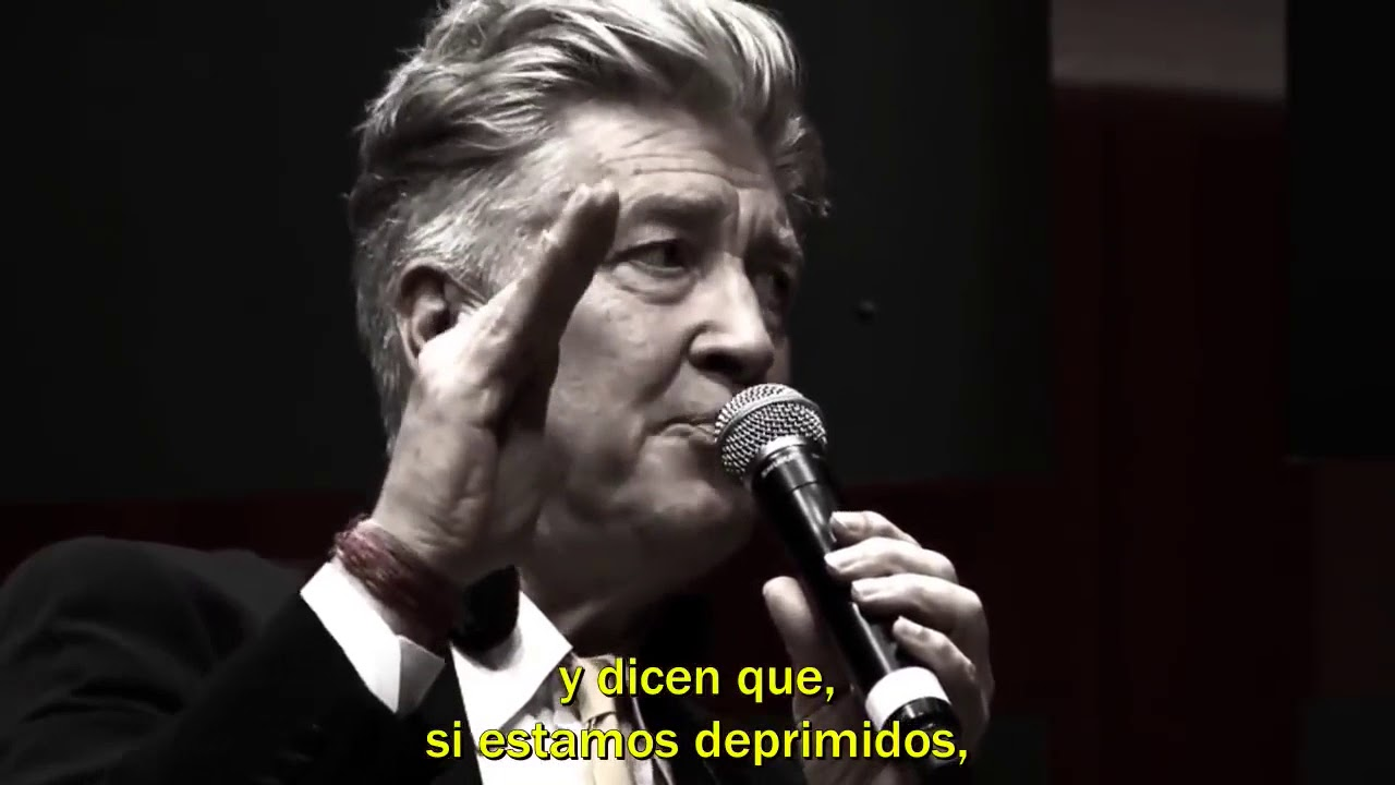 David Lynch y el proceso creativo