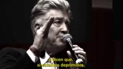 David Lynch y el proceso creativo