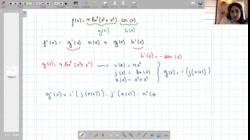 Cáculo derivada