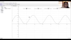 Parámetros GGB función seno