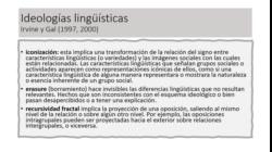 La lengua gallega