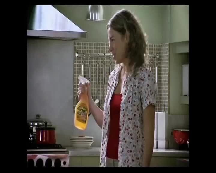 Género: La limpieza cosa de mujeres