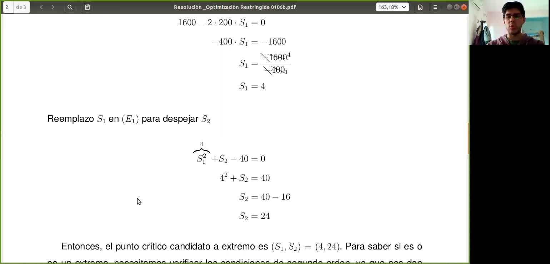 15_Unidad Nº3 - Práctico - Optimización Restringida Ejemplo 2