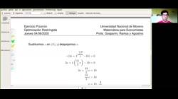 16_Unidad Nº3 - Práctico - Optimización Restringida Ejercicio 3b Práctica 6