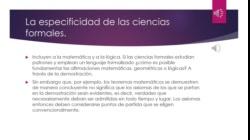 Clase 9 Divisiones disciplinares de la práctica científica