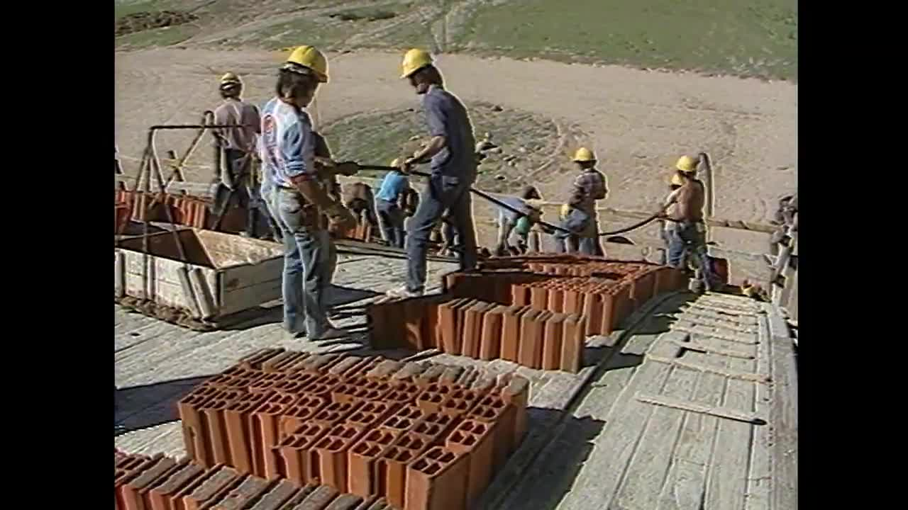 Dieste - Bóvedas de cerámica armada (1989)