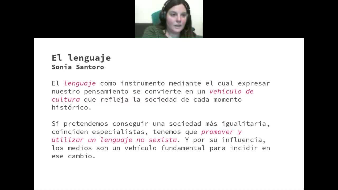 Clase 24 - Lenguaje inclusivo