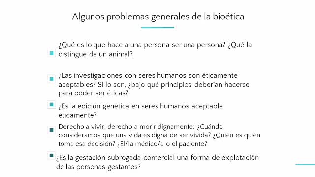 Clase 1 - Bioética y filosofía de las ciencias