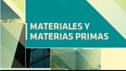 Materiales y materias primas: Madera.