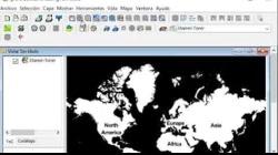 SIG Ejercicio 02 paso A : configurar vista y cargar mapa web OSM - gvSIG