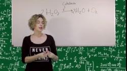 Experimento Biología / Química con la Enzima Catalasa. Generación de Oxígeno.