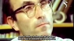 Niklas Luhmann: Documentales sobre teoría y riesgo ecológico (Subtitulos Español)