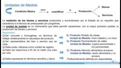 Producción física e indicadores de gestión- primera parte.