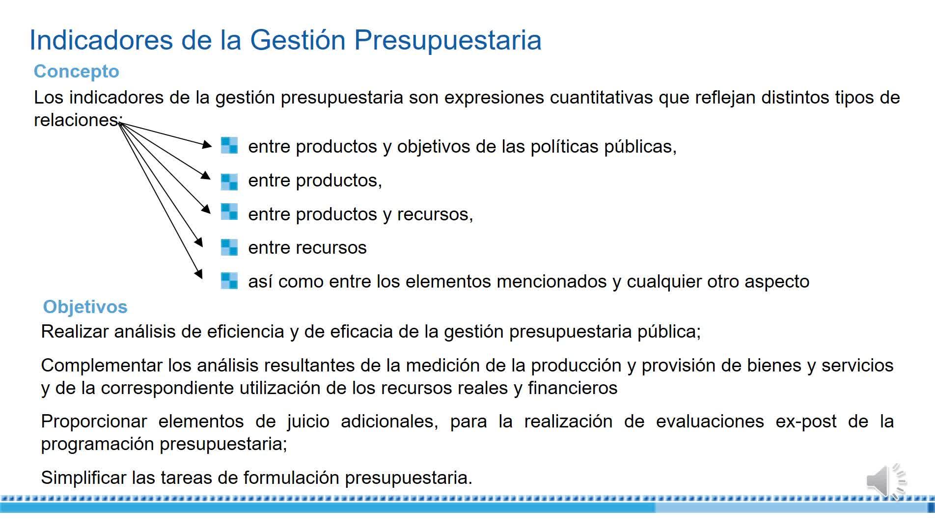 Producción física e indicadores de gestión- segunda parte.