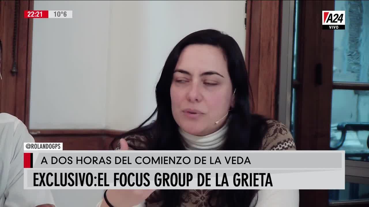 Exclusivo: el focus group de la grieta