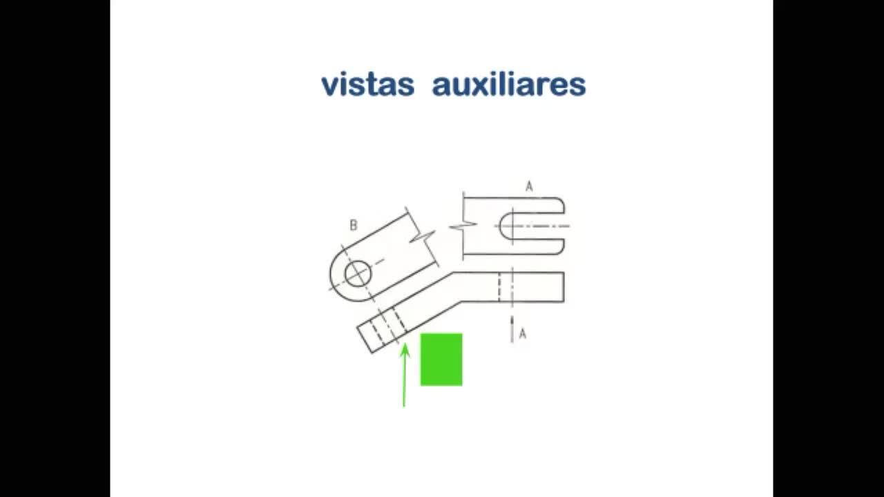 Com. 03) Vistas Auxiliares y Cortes
