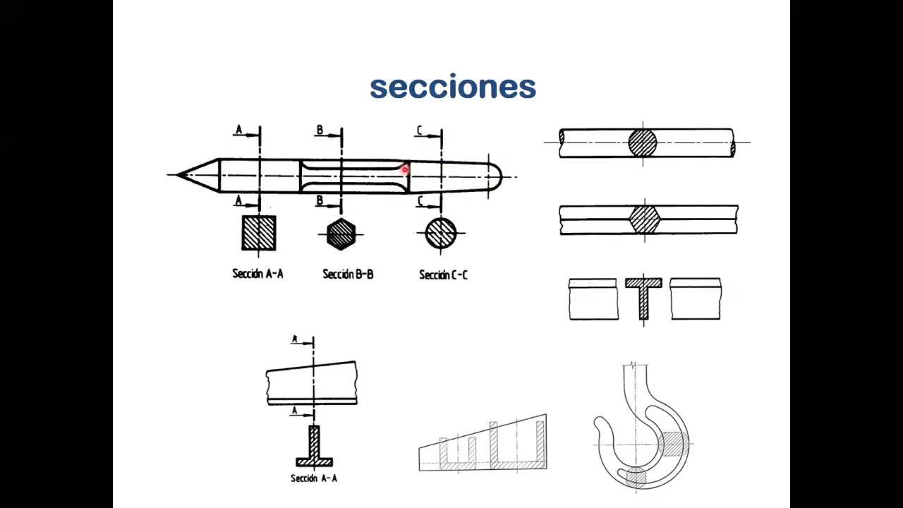 Com 03) Secciones y Refuerzos