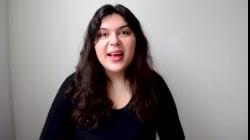 Video de presentación de la auxiliar docente