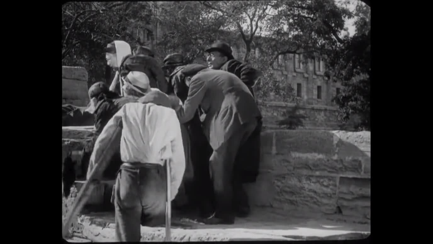 El acorazado Potemkin - Esc Escalinata de Odessa (1925)
