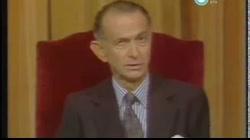 Martínez De Hoz explica el plan económico de la dictadura, 1980 (parte I) (fragmento)