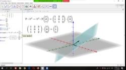 Algunos ejemplos particulares de transformaciones lineales y sus autovectores
