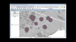 SIG - Geoproceso - Área de Influencia - gvSIG