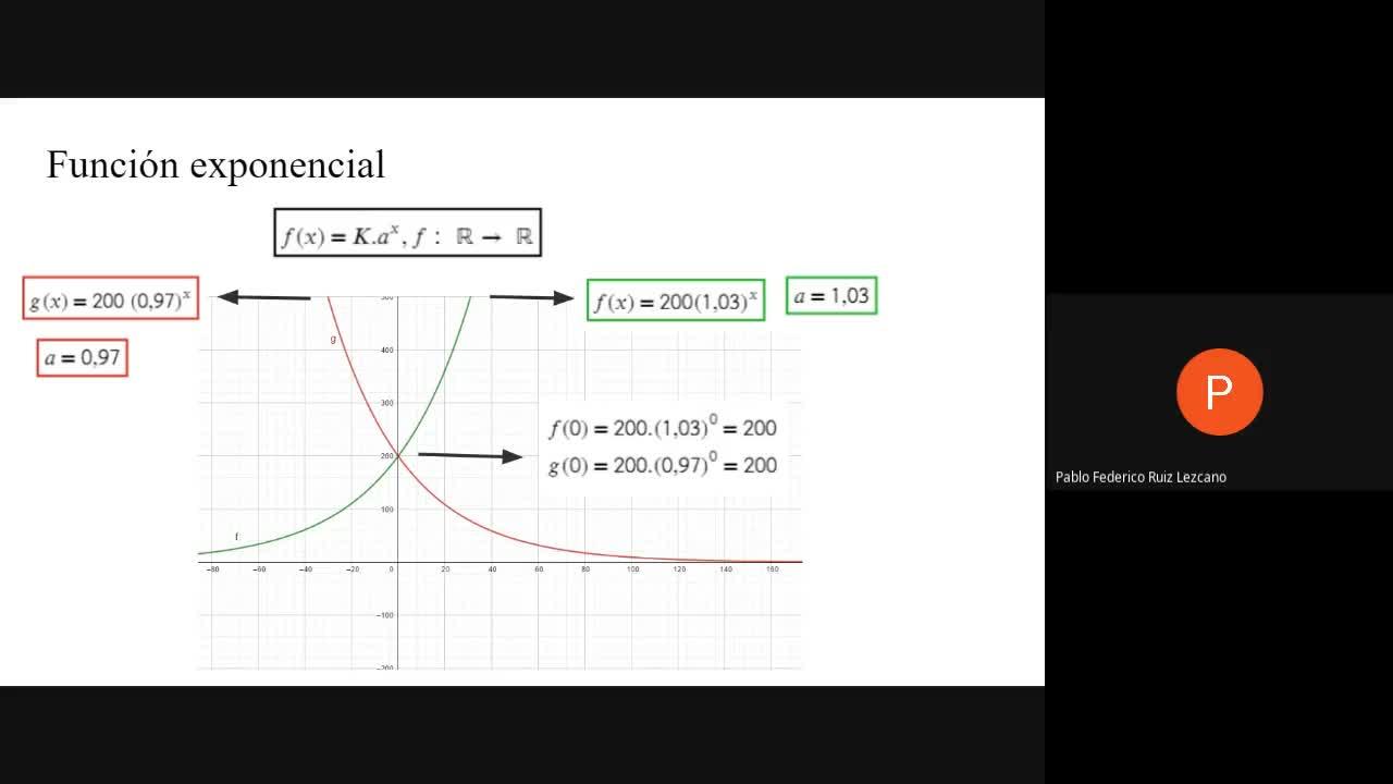 Clase 9 - Introducción al cálculo