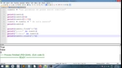 Cadenas en Python