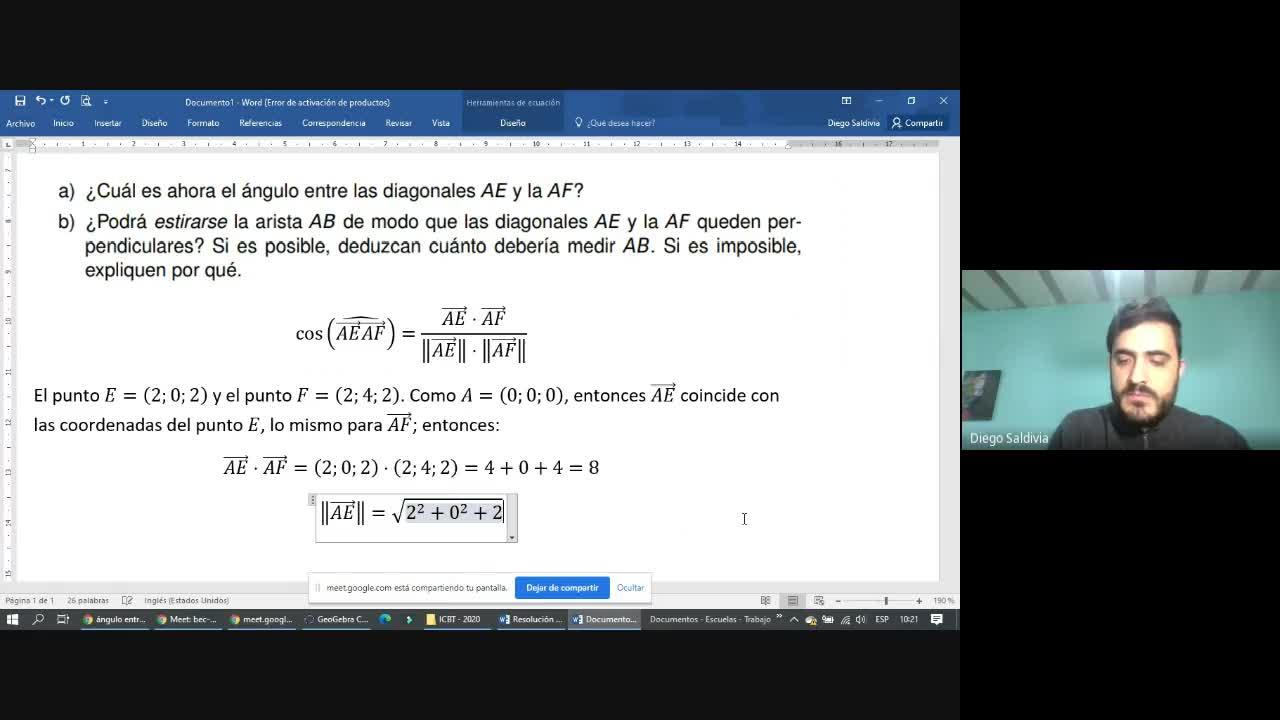 Clase 14 - Introducción al Cálculo