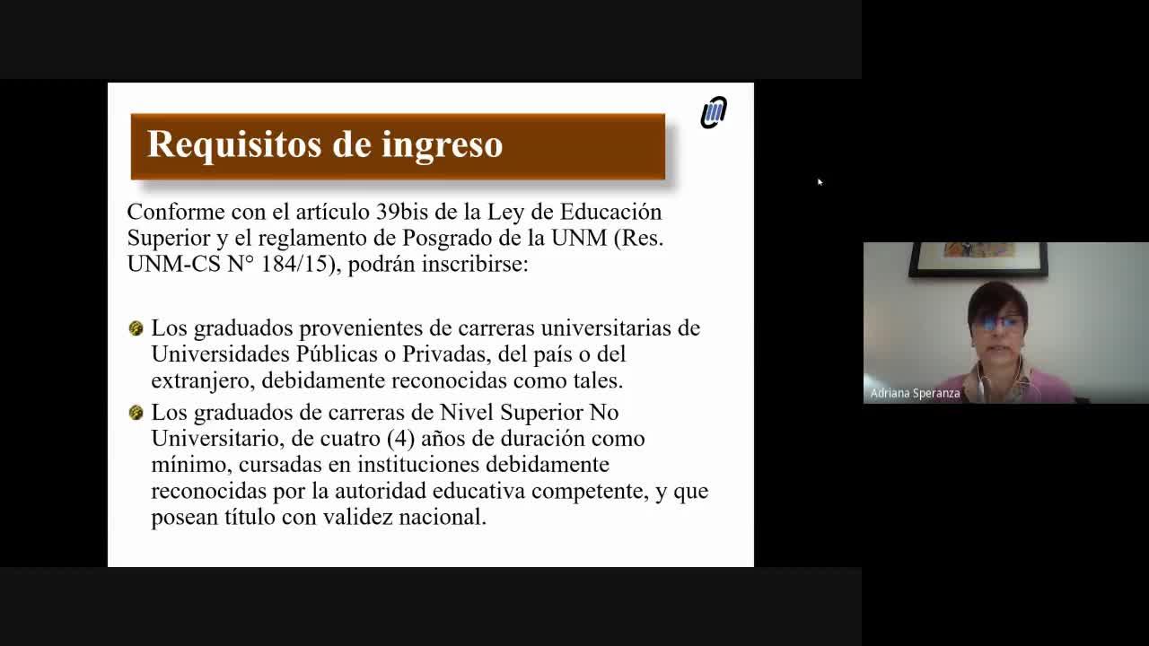 Segunda cohorte de la Especialización en Lectura y Escritura. La relevancia de la formación de posgrado (Parte 1)