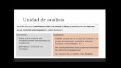 Clase teórica 6 - Muestreo - Metodología de la investigación (comunicación)