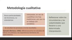 Clase 7 - Diseño cualitativo  -Metodología de la investigación social (COMUNICACION)