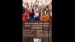 Los actores sociales en el contexto de la Pandemia