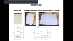 Com. 02 y 03) Croquizado y práctica