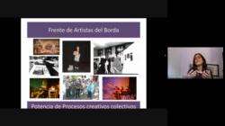 Conversatorio Arte Juego y Salud Mental comunitaria