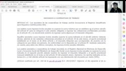 Bloque IV Clase V